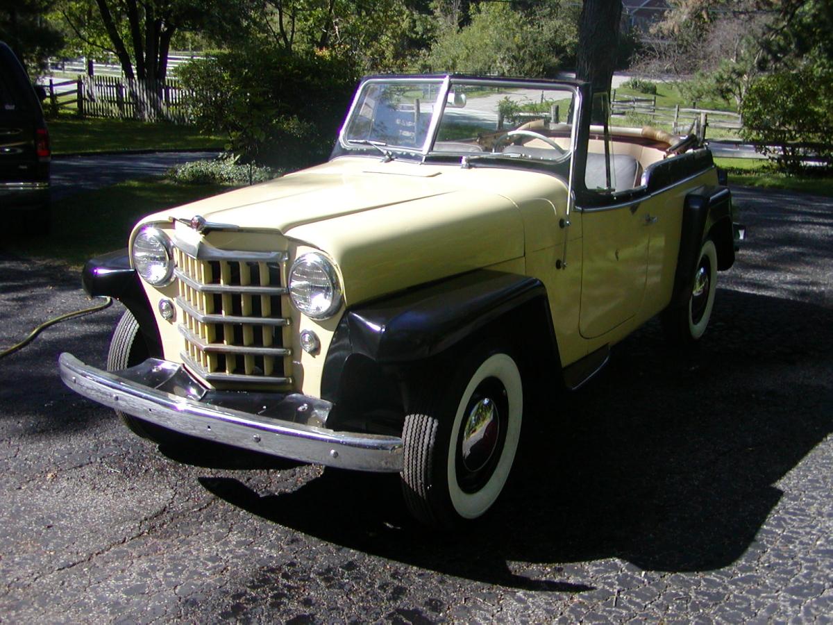 Willys Jeep Pickup For Sale On Craigslist.html | Autos Weblog