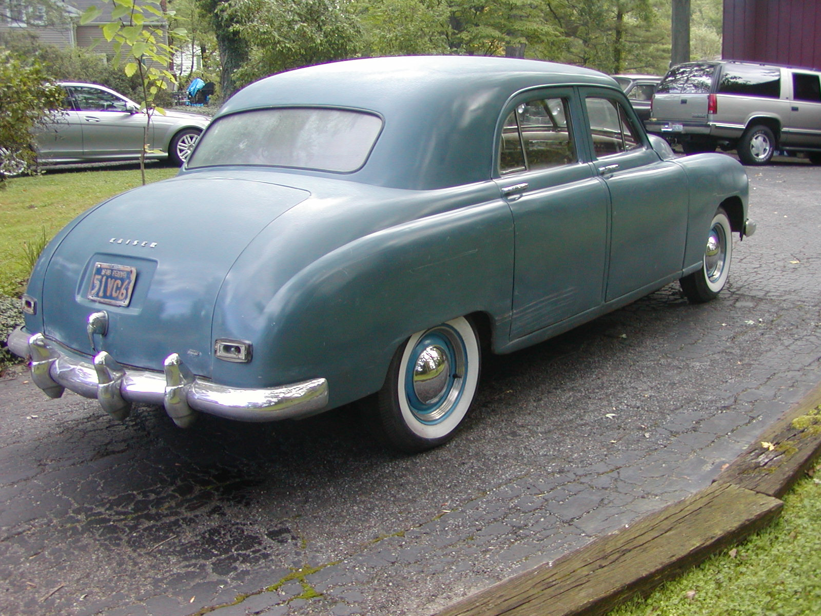 1947 Kaiser Two For Sale